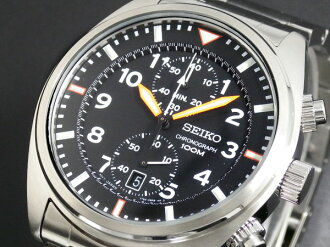 SEIKO SEIKO chronograph watch SNN235P1