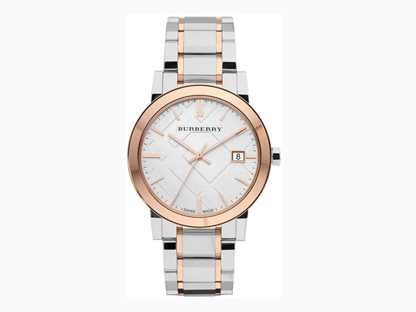 バーバリー BURBERRY 腕時計 スイス製 メンズ BU9006 ベルト調整工具無料/送料無料/BURBERRY バーバリー 時計 腕時計