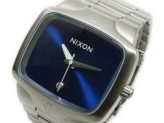 Nixon NIXON player PLAYER BLUE SUNRAY watch A140-1258