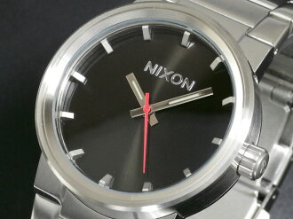 Nixon NIXON watch Cannon CANNON A160-000 BLACK