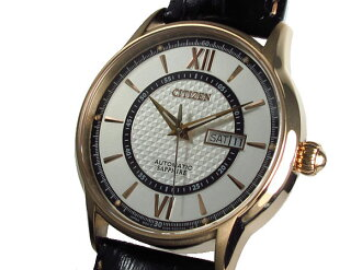 Citizen CITIZEN watch automatic movement mens NH 8326-02a