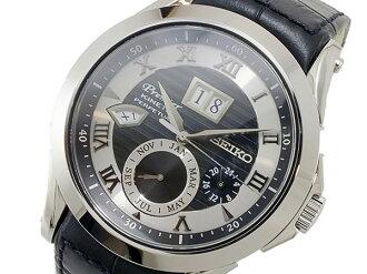 Seiko SEIKO Premier kinetic par pettanko perpetual watch SNP061P1