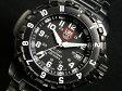 ルミノックス LUMINOX ロッキードコレクション F117 ナイトホーク メンズ 腕時計 6402 ブラック メタルベルト