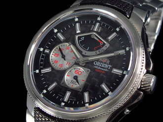 Orient ORIENT watch automatic movement men's CEZ05002B0