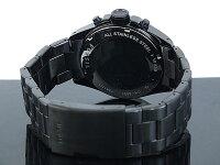 フォッシルFOSSILクロノグラフクオーツ腕時計CH2601メンズブラックメタルベルト