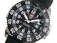 ルミノックス LUMINOX ネイビーシールズ カラーマーク クオーツ メンズ スイス製 腕時計 3151 ラバーベルト