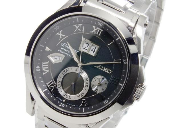 セイコー SEIKO キネティック 自動巻き メンズ 腕時計 SNP059P1 送料無料/SEIKO KINETIC 時計 腕時計 逆輸入