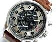 ルミノックス LUMINOX フィールドスポーツ クロノグラフ 自動巻き スイス製 メンズ 腕時計 1869 ブラウン レザーベルト
