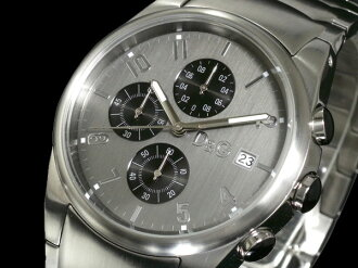 D & G Dolce & Gabbana watch chronograph Sandpiper 3719770123