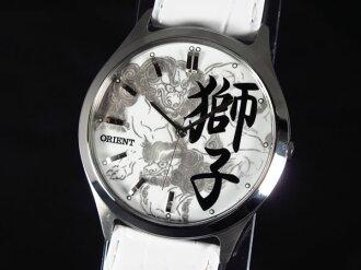 Orient ORIENT watch kanji 'lion' FQB2U002W0