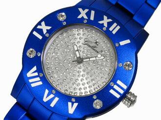 GALLUCCI UNI Gallucci uni watch aluminum WT23451QZ-BL