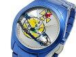 VIVIENNE WESTWOOD ヴィヴィアン ウエストウッドオーブ レディース 腕時計 VV072SLNV シルバー×ブルー メタルベルト ブレスレット