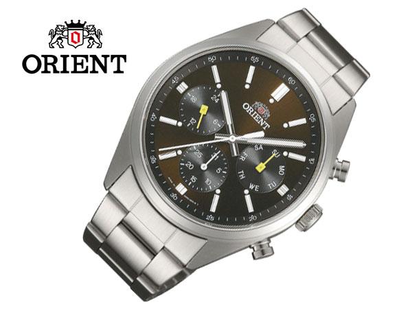 オリエント ORIENT ネオセブンティーズ パンダ メンズ 腕時計 クロノグラフ WV0041UZ ベルト調整工具無料/送料無料/ORIENT オリエント 時計 腕時計 ウ