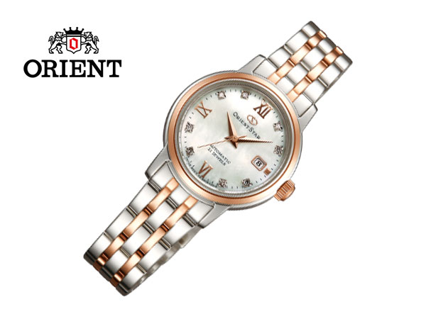 オリエント ORIENT Orient Star オリエントスター レディース 腕時計 自動巻き WZ0441NR ベルト調整工具無料/送料無料/ORIENT オリエント 時計 腕時計 ウ