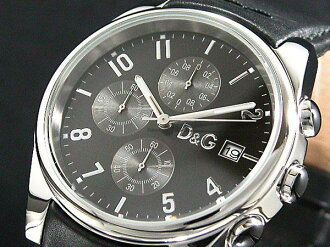 D & G Dolce & Gabbana watch chronograph Sandpiper 3719770097