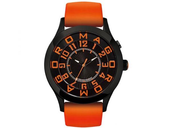 ロマゴ デザイン ROMAGO DESIGN 腕時計 メンズ レディース ユニセックス RM015-0162ST-LUOR 送料無料/ロマゴデザイン ROMAGO 時計 腕時計 ウォッチ
