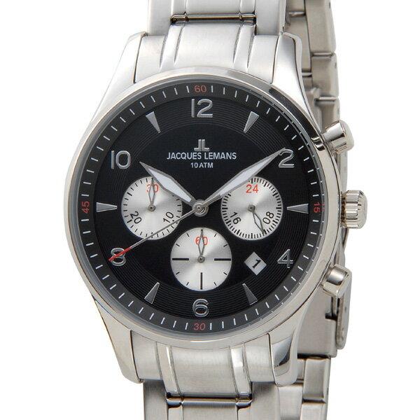 ジャックルマン JACQUES LEMANS ケビンコスナー メンズ 腕時計 1-1654I ベルト調整工具無料/送料無料/JACQUES LEMANS 時計 腕時計 ウォ
