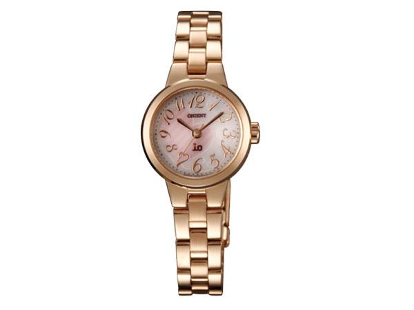 オリエント ORIENT iO イオ レディース 腕時計 ソーラー WI0261WD ベルト調整工具無料/送料無料/ORIENT オリエント 時計 腕時計 ウ