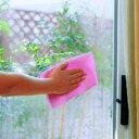 掃除にピッタリ!気になるガラスの拭き掃除に【送料無料】ガラス掃除にはでんぷんクロス!繊維...