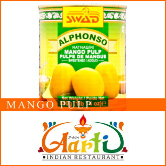 Mango Puree 850 g × 12 bottles (1 case)