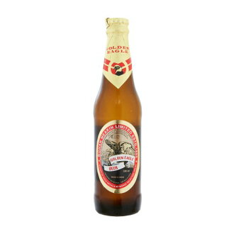 Golden Eagle 330 ml bottle is GOLDEN EAGLE India Beer wine bottle beer are 20 years old