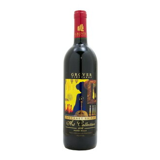 From getting to the 20-year-old is India wine GROVER Cabernet Shiraz red wine wine Grover Cabernet Shiraz 750 ml bottle