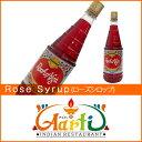ローズシロップ 800ml Rose Syrup,薔薇,ハー...