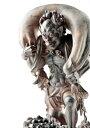 送料無料【イSム TanaCOCORO[掌] 『風神(ふうじん)1体 』】天駆ける鬼神の躍動感!!リアル仏像/インテリア仏像/フィギュアイSム TanaCOCORO[掌] 風神(ふうじん)