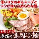 【ゆうメール出荷】本場名産品!!老舗の盛岡冷麺4食スープ付き(100g×4袋)【クリスマスプレゼント】