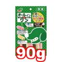 ○九州ペットフード オールインワン 90g (ペット/犬/おやつ/国産/口臭対策)