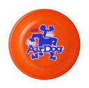 ○【 スーパーキャット Air Dog 235 】オレンジフリスビー/大型犬向きコミュニケーションに役立つ!