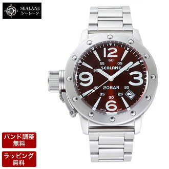 SEALANE (slocs) watches men's watches SE32-MBR