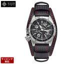 【送料無料】【バンド調整:ラッピング無料】SEALANE シーレーン自動巻 メンズ腕時計SE53-LBK