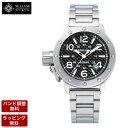 【送料無料】【バンド調整:ラッピング無料】SEALANE シーレーン自動巻 メンズ腕時計SE54-MBK
