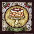 ストロベリーショートケーキ PLシャドーボックス シャドウボックス 3D 立体デコパージュ イラスト ファインアートディスプレイ 手芸用品 abcクラフトCATB114A 05P06May14
