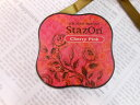ツキネコインク StazOn midi(ステイズオン ミディ) Cherry Pink チェリーピンク SZM-81メール便/宅配便可