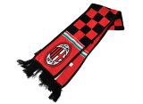 【ADIDASウェア】 12FW インターナショナルクラブ 3st スカーフ ACミラン W38585 WSP ACMRED98/BLACK/ABCマート市場店
