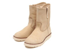 9-inch Pull-On Boot: 8168 Hawthorne Abilene Roughout