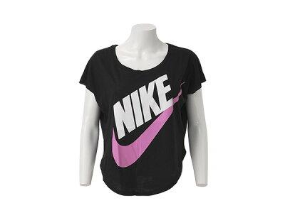 レディース NIKEウェア ナイキ レギュレーター S/S Tシャツ 半袖 545484 SP14 WSP 023BLACK/REDVLT ABCマート楽天市場店