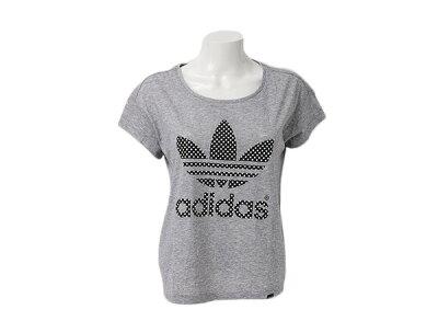 レディース ADIDASウェア  アディダスオリジナルス Tシャツ PB LOGO TEE F78183 SP14 MEGRHE ABCマート楽天市場店