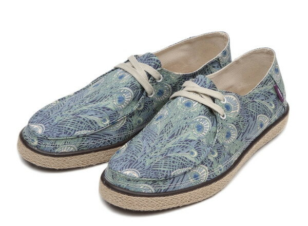 【VANS】 バンズ LATA MOC ラタモック V3648LIBERTY SP14 P.FEATHER
