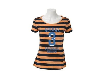 レディース ADIDASウェア  アディダスオリジナルス Tシャツ UNI LOGO TEE Q2 F77833 SP14 LEGINK/STTRME ABCマート楽天市場店