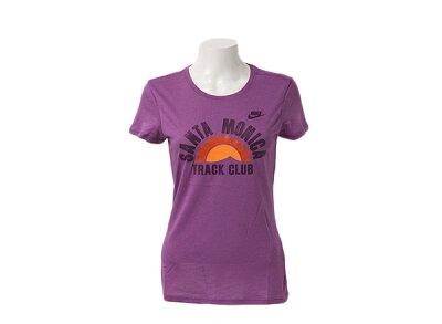 レディース NIKEウェア ナイキ RU サンタモニカ Tシャツ 半袖 613115 SM14 522VIOLET SHADE ABCマート楽天市場店