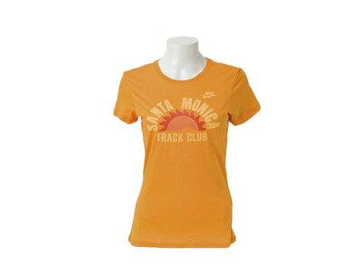 レディース NIKEウェア  ナイキ RU サンタモニカ Tシャツ 半袖 613115 SM14 861KUMQUAT ABCマート楽天市場店