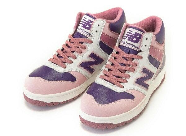 【NEW BALANCE】 ニューバランス SB601 14FW 冬靴 ROSE VIOLET(UR)