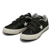 【CONVERSE】 コンバース ONE STAR V-3(A) ワンスター V-3 ABC-MART限定 BLACK/WHITE