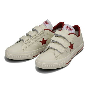 ��CONVERSE�ۥ���С���ONESTARV-3(A)��󥹥���V-3ABC-MART����WHITE/RED/ABC�ޡ��ȳ�ŷ�Ծ�Ź