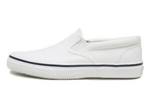 ��SPERRYTOP-SIDER�ۥ��ڥ꡼�ȥåץ�������STRIPERSLIPON���ȥ饤�ѡ�����åݥ�0457325WHITE/ABC�ޡ��ȳ�ŷ�Ծ�Ź