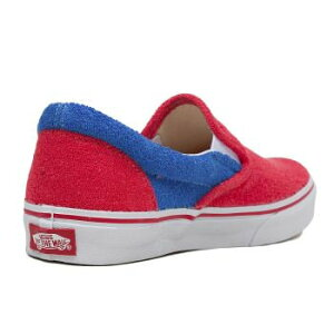 ��VANS�ۥХ�SLIPON����åݥ�V98CLPILE215SPRED/BLUE/ABC�ޡ��ȳ�ŷ�Ծ�Ź