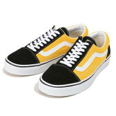 【VANS】 ヴァンズ OLD SKOOL オールドスクール V36CL GC 15FA BLACK/YELLOW